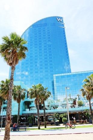 The W Hotel - Barcelona